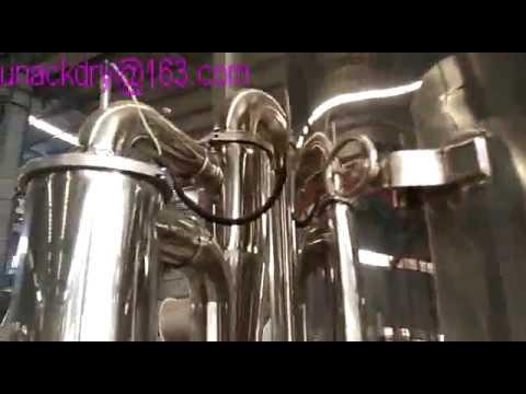 Stainless steel spray dryer for urea, spirulina, egg, protein, milk, herb