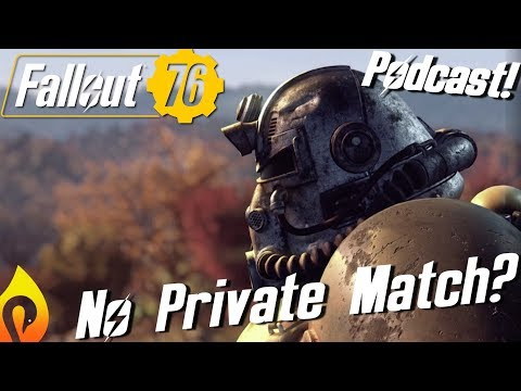 Fallout 76 fans rejoice over News! Nuke Spam, Private lobbies, and Bounties? thumbnail