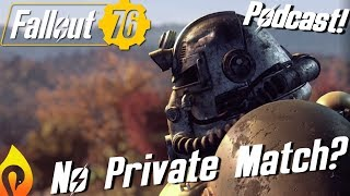 Fallout 76 fans rejoice over News! Nuke Spam, Private lobbies, and Bounties?