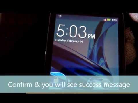 How To Unlock Motorola Atrix 2 MB865 using Unlock Code Full Tutorial