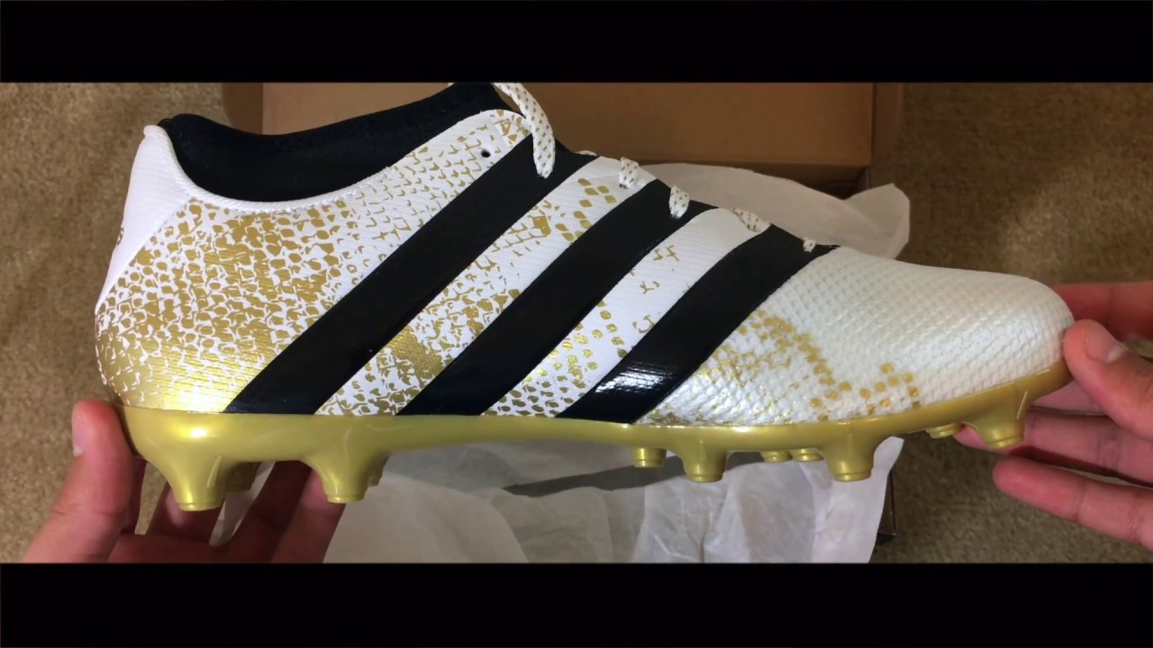 90329d54303d ... low cost adidas ace 16.3 primemesh fg unboxing on feet youtube 5bc6a  2ffe1
