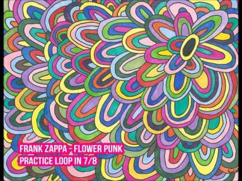 Practice loop: Frank Zappa - Flower Punk
