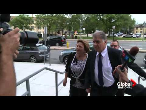 London, Ont. Mayor Convicted