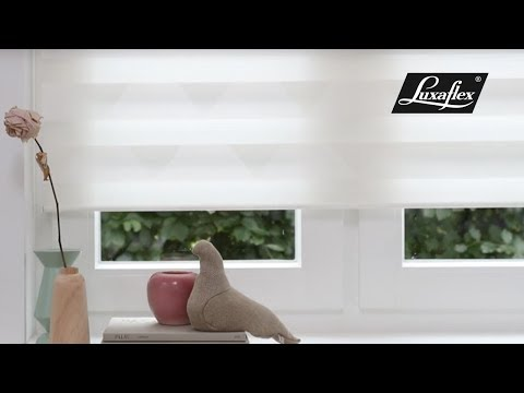 Twist® Shades in Designer Shapes Chorus from Luxaflex®