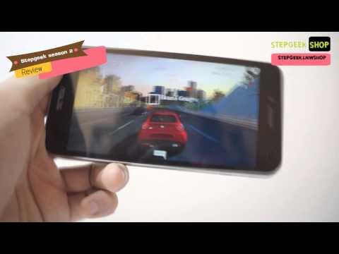 Stepgeek season2 Review Asus padfone S