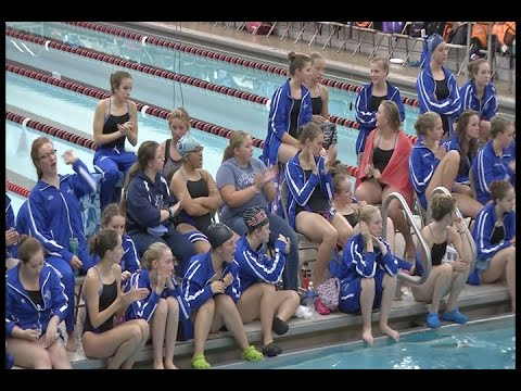Swim Dive Blaine At Centennial Youtube