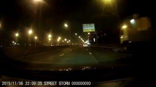 Смотреть видео Дтп 3-е кольцо, Москва онлайн