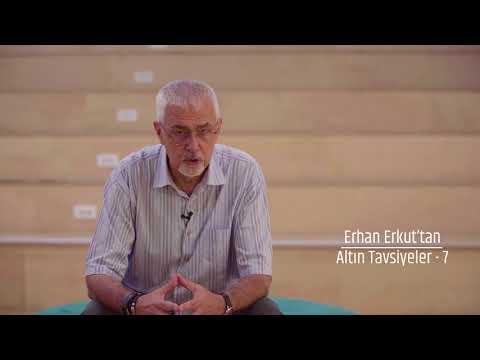 Prof. Dr. Erhan Erkuttan 15 Altın Tavsiye - 7