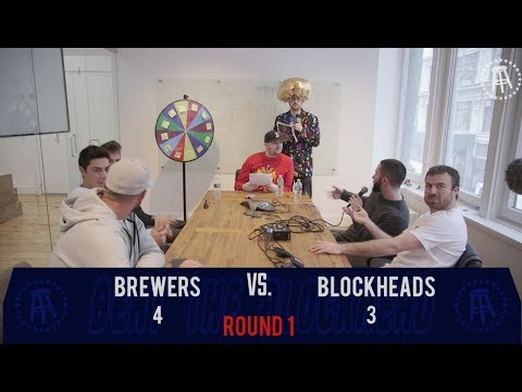 Beat the Blockhead:  Milwaukee Brewers vs Blockhead Hardos
