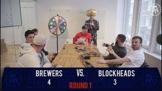 Beat the Blockhead: Milwaukee Brewers vs Blockhead Hardos