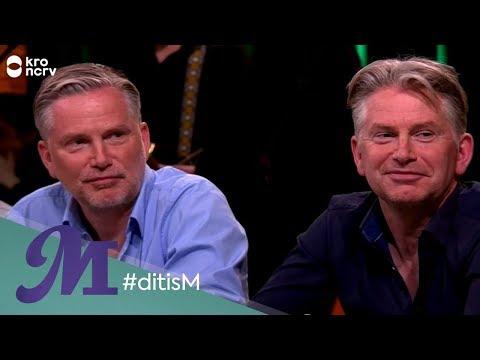 Tweelingbroers Erik en Peter na geboorte gescheiden en na 17 jaar herenigd | Margriet van der Linden