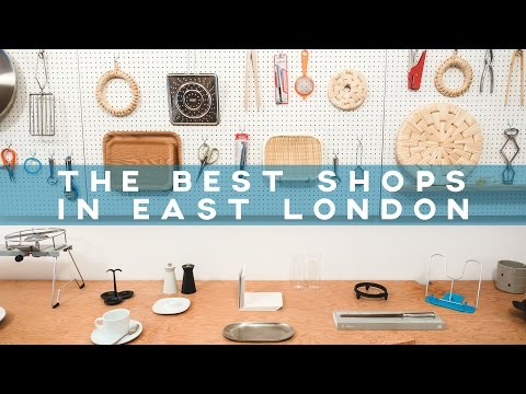 The Best Shops in East London VLOG