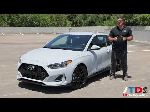 2019 Hyundai Veloster First Drive & Review