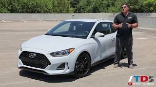 2019 Hyundai Veloster First Drive Review