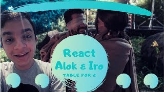 Baixar React: Alok & Iro - Table For 2