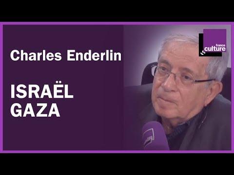 Israël et Gaza par Charles Enderlin