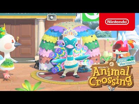 Animal Crossing: New Horizons – Free Update 1.28.21