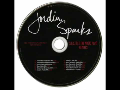 JORDIN SPARKS - S.O.S. (Let The Music Play) (Abe Clements Dub)