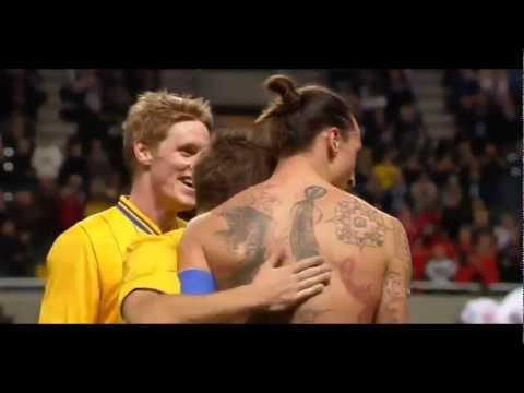 Zlatan Ibrahimovic's Wonder Goal Vs England Home HD 720p - English Commentary