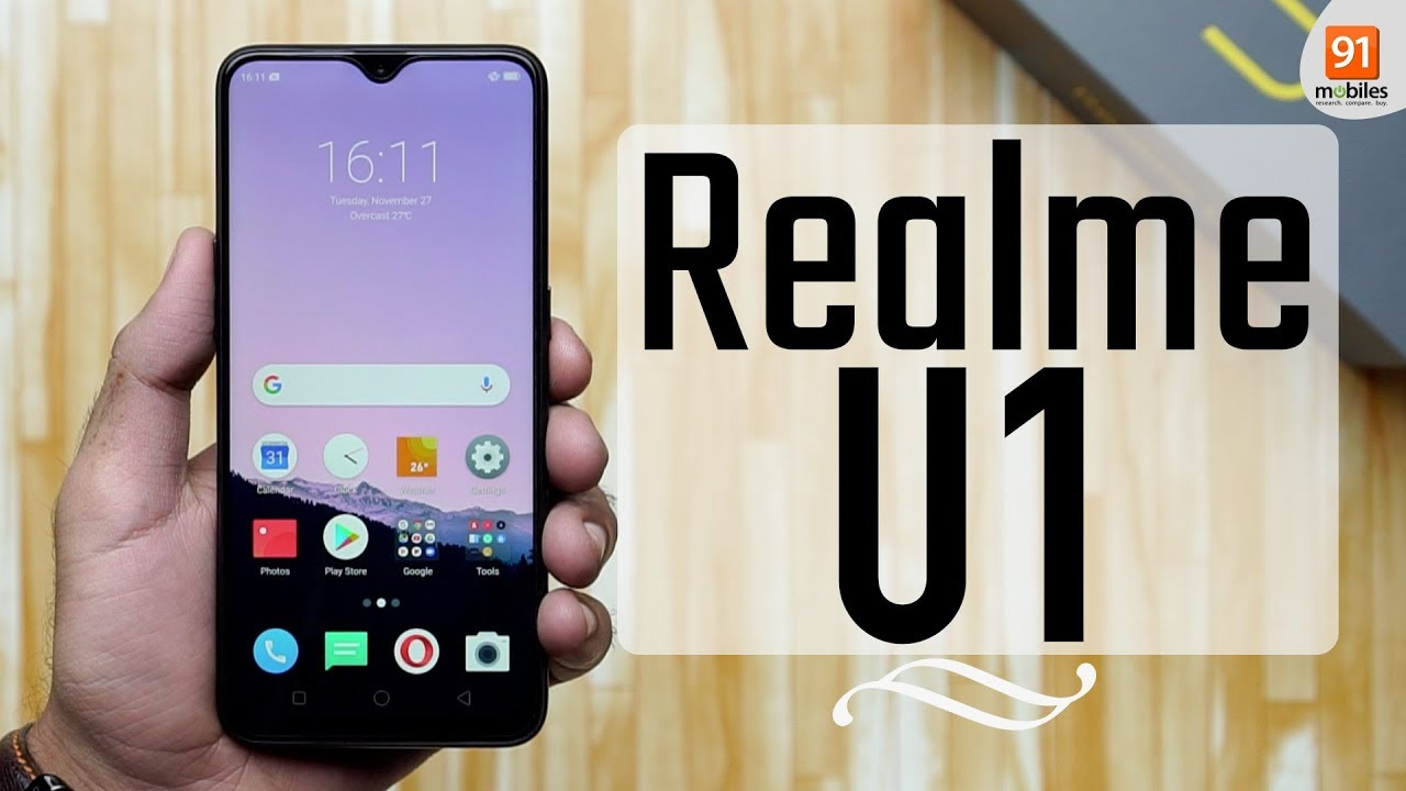 Realme U1 Related Questions and Answers - Issues with Realme