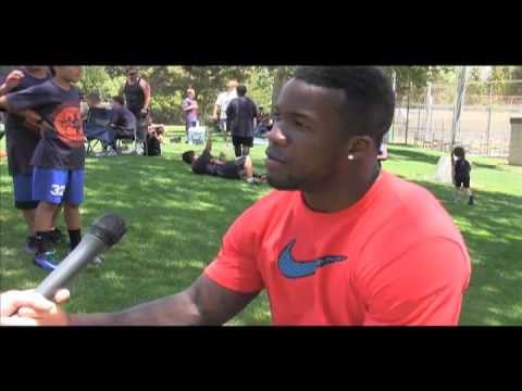 Ronnie Hillman Elite Football Camp