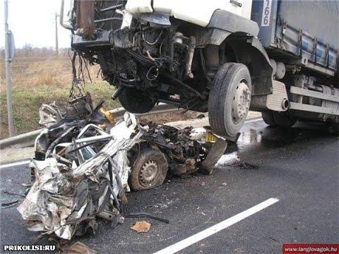 аварии машин картинки