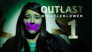 NOS SECUESTRAN EN OUTLAST WHISTLEBLOWER |OUTLAST 1 LOS POLINESIOS