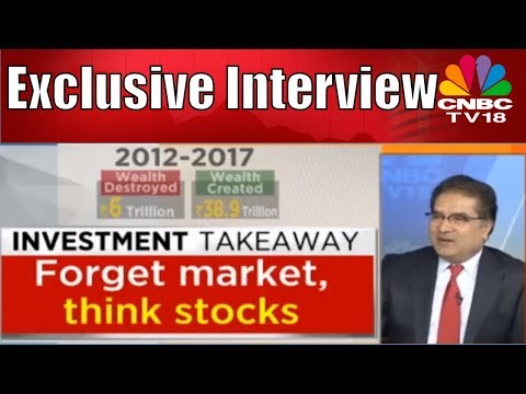 Raamdeo Agrawal talks about Motilal Oswal's 22nd Wealth Creation Study