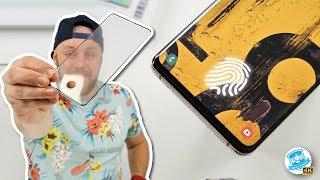 ???? Tvrzené sklo vs. ultrazvuková čtečka! Jak chránit Samsung Galaxy S10/S10+? | #WRTECH [4K]
