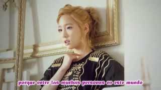 Taeyeon (SNSD) Closer Sub español / To The Beautiful You OST
