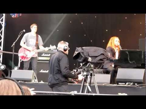 Tim Minchin at Kew The Music 2012