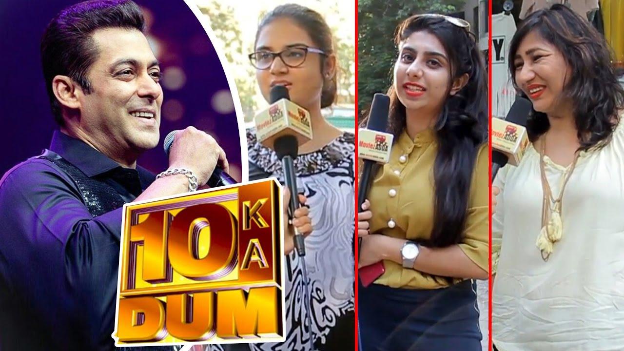 Fans SUPER EXCITED For Salman Khan's Dus Ka Dum Season 3 ...