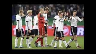 Germany national football team 2010