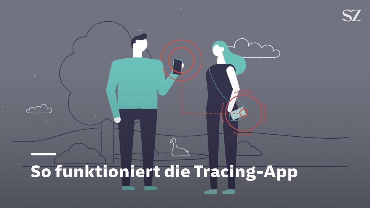 Corona-App: So funktioniert die Tracing-App