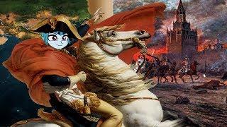 WINTER INVASION OF RUSSIA HOI4 Napoleon Empire Part 2