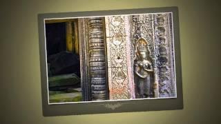 Apsara Study Angkor Wat Monuments