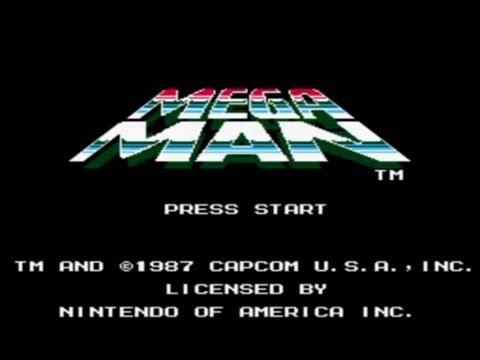 Let's Play Mega Man! (Part 1)