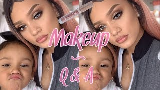 QUICK GLAM BEAT -&- Q&A
