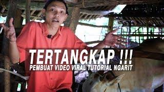 VIRAL GARA GARA VIDEO TUTORIAL NGARIT !!! INILAH SOSOKNYA...
