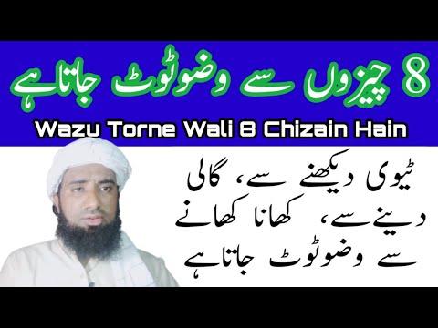 Download Wazu Kin Cheezo Se Toot Jata Hai!! Things that break ablution !   Molana Maaood