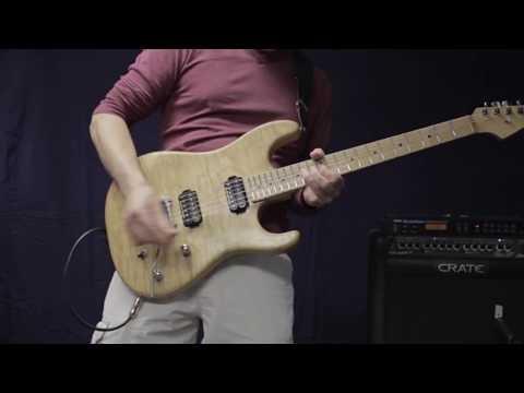 Ice Cream Man Van Halen The Brown Sound with a $300 Amp