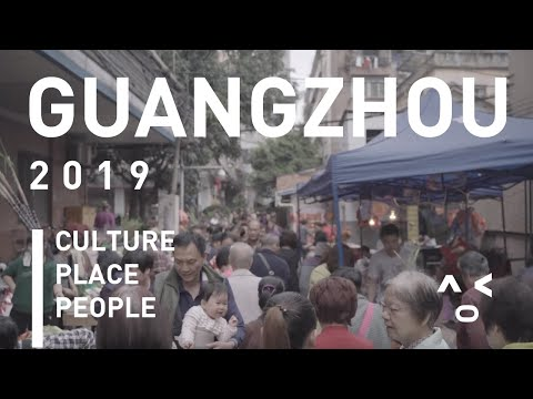 Exploring Guangzhou in China   細意 new angle of culture, place and people