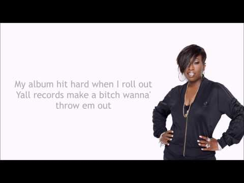 Missy Elliot - I'm Really Hot Lyrics Video