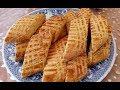 كروكي ام وليد : حلوى اقتصادية و سهلة - Recette Croquet Oum Walid