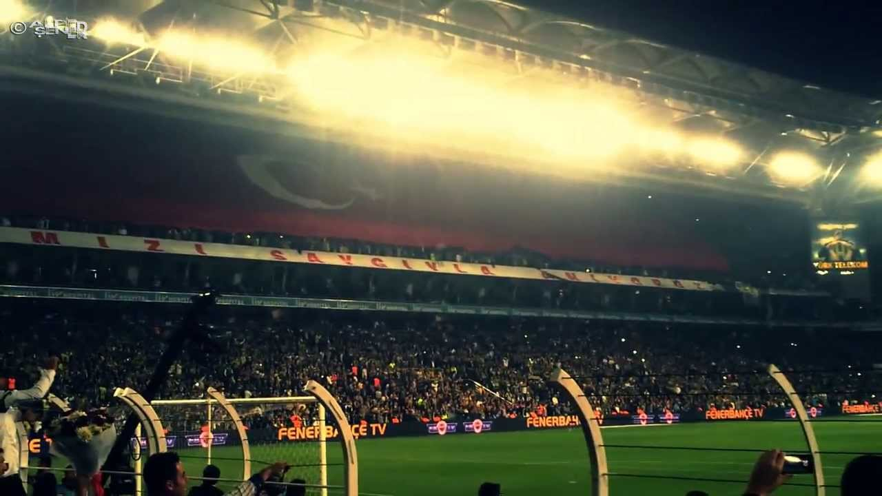 Fenerbahçe Galatasaray 10 Kasım Kadıköy Cehennemi Taraftarın