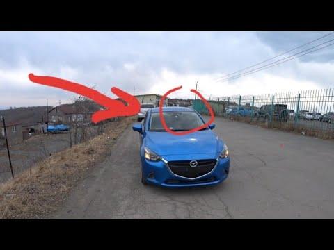Шок от Мазда Демио! Сюрприз! Авторынок Зеленый угол Владивосток! Дром ру Авто, Авто из Японии