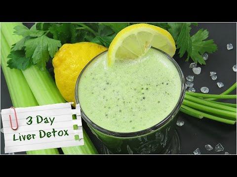 3 Day Liver Detox