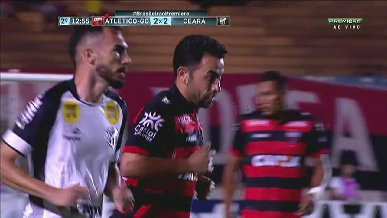 Atletico GO 2 x 2 Ceará, melhores momentos, Brasileirão Série B 2016