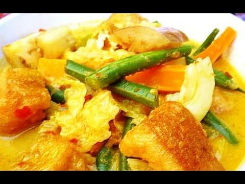LODEH DENDENG TAHU - Indonesian Traditional Food - Wisata Kuliner Malang [HD]