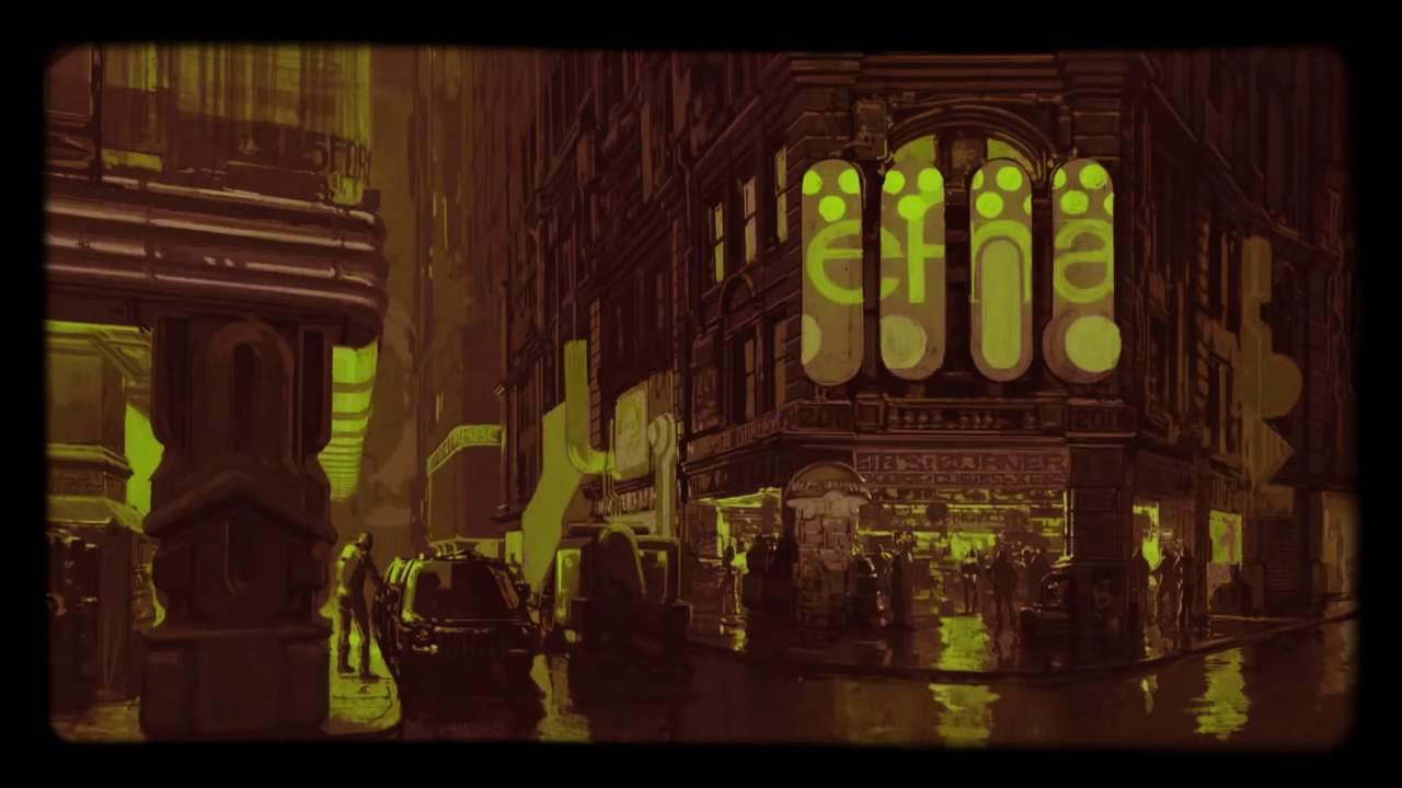 Blade Runner Ambience Sounds Of The City 2019 (By Curtis8516)